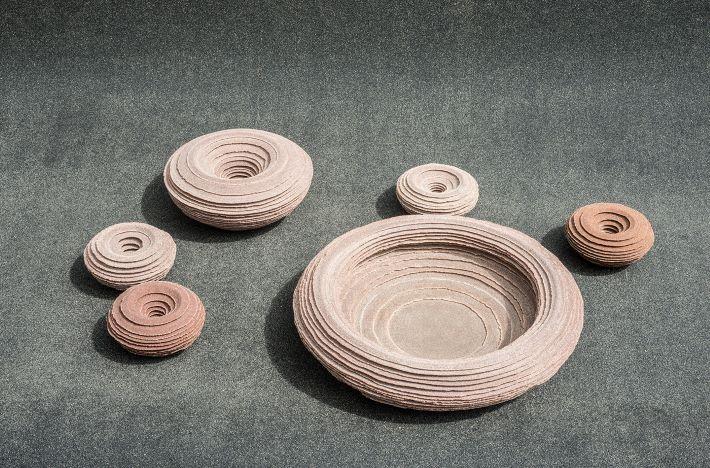Round'n'round. Fra 6-20 cm i diameter.