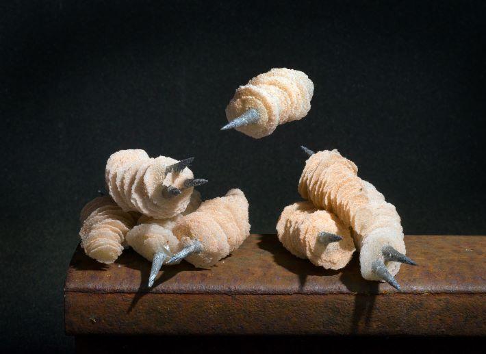 The swarm. 7x3x3 cm.